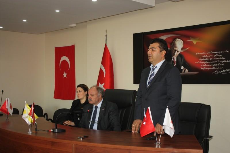 İpsala Belediyesi, İş Sağlığı ve Güvenliği Eğitimi tamamlandı