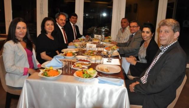 Başkan Dalgıç, Parvomai Belediye Başkanı Papazov ile görüştü