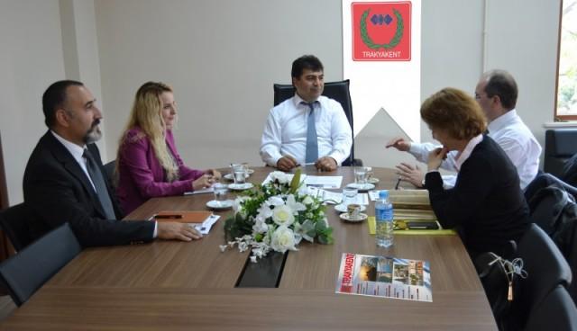 Koordinasyon toplantısı Birlik Merkezi'nde yapıldı